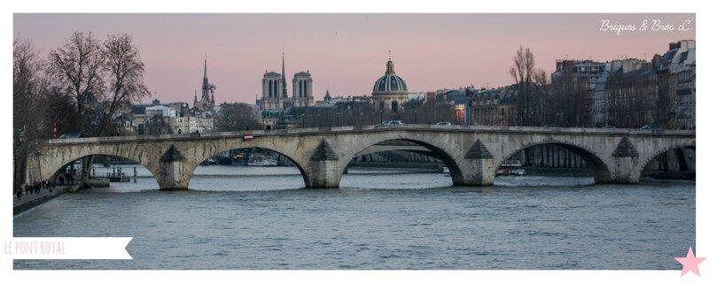 2015 01 14 - Pont Royal 1