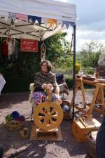 demo laine filée
