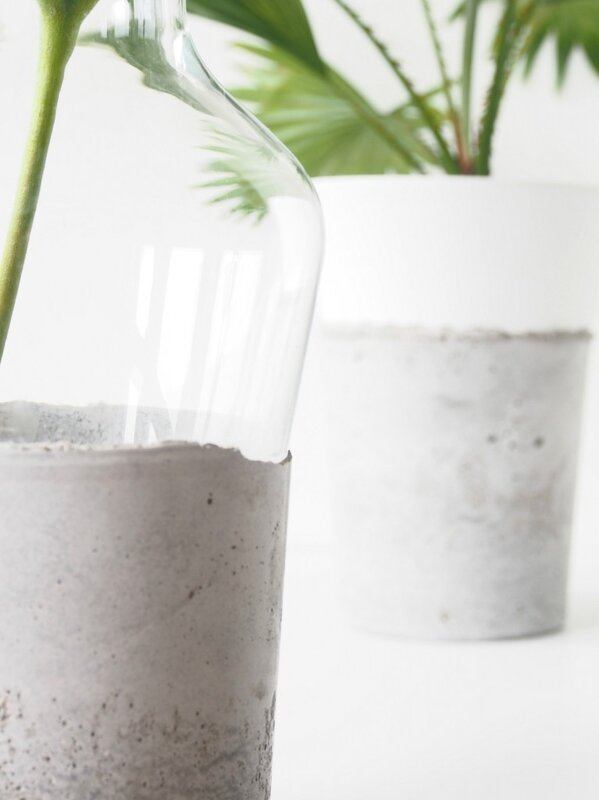 DIY-Concrete-Glass-Vases-ROugh-Details-767x1024