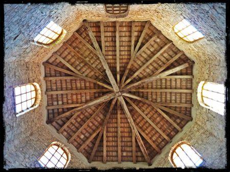 Porec Basilica San Eufrasio Baptisterio 2