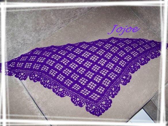 chèche violet 001