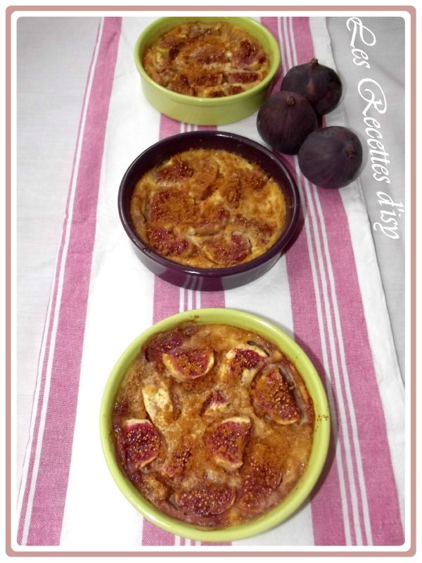 cafloutis figues