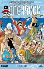 One Piece, tome 61, A l'aube d'une grande aventure vers le Nouveau Monde