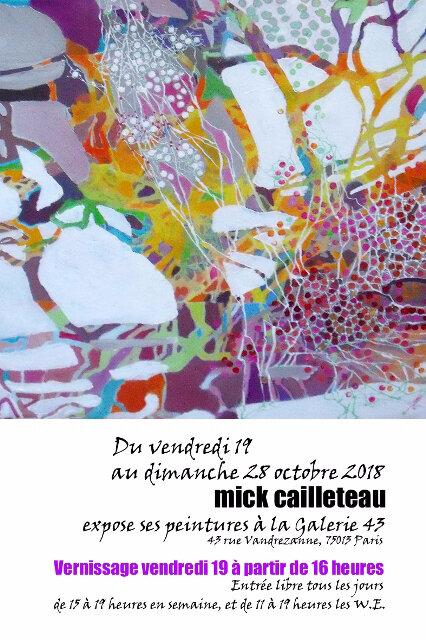 carte invitation pour envois
