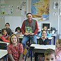 A l'école Louiche Desfontaines,au Tremblay