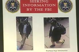 Boston Bombings FBI poster