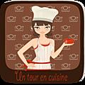 Moelleux à la crème de marrons - un tour en cuisine n°301