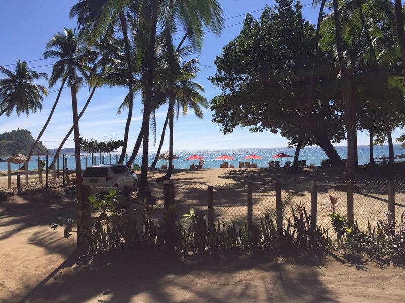 J10 vue plage