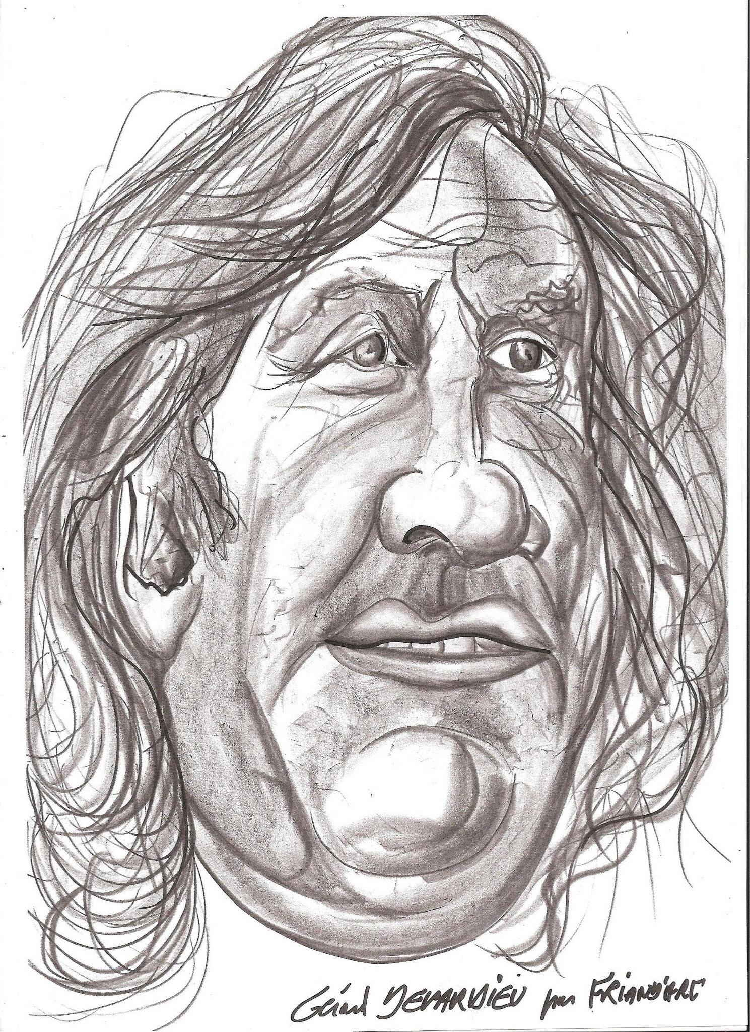 La magie d'un coup de crayon,humour et creativité