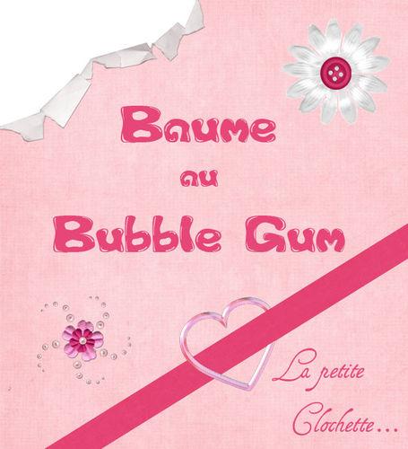 baume Bubble gum