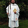 Dewi map Eneuur, le prêtre