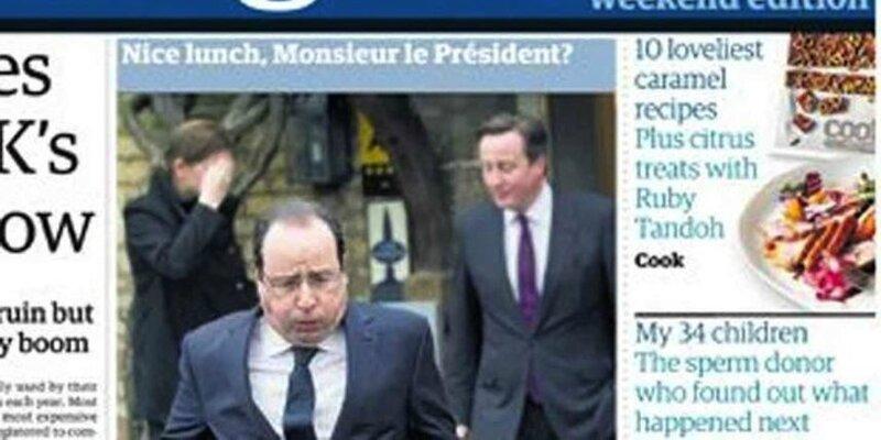 Hollande burp