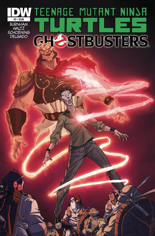 IDW TMNT ghostbusters 03