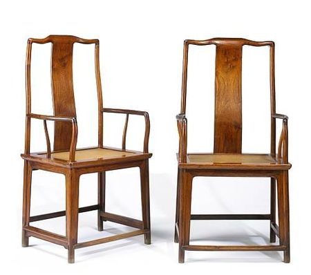 A_pair_of_huanghuali_continuous_yoke_back_armchairs__nanguanmaoyi_17th18th_Century