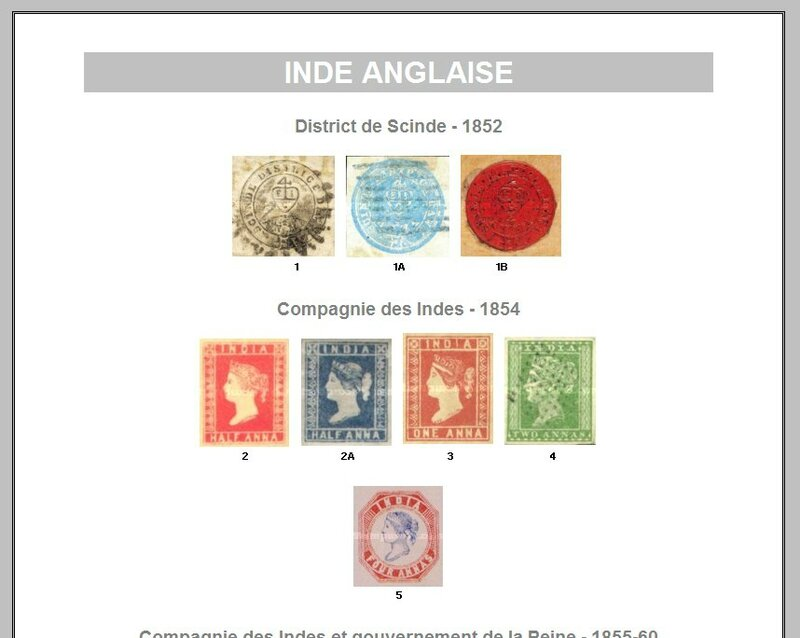 INDE ANGLAISE