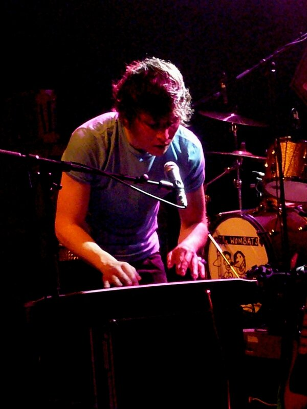 2008 03 The Wombats 085