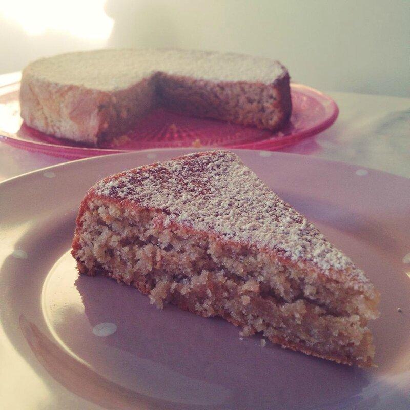 Gâteau Santiago