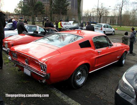 Ford mustang fastback de 1968 (Retrorencard fevrier 2013) 02