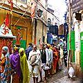 Varanasi - Vieille Ville