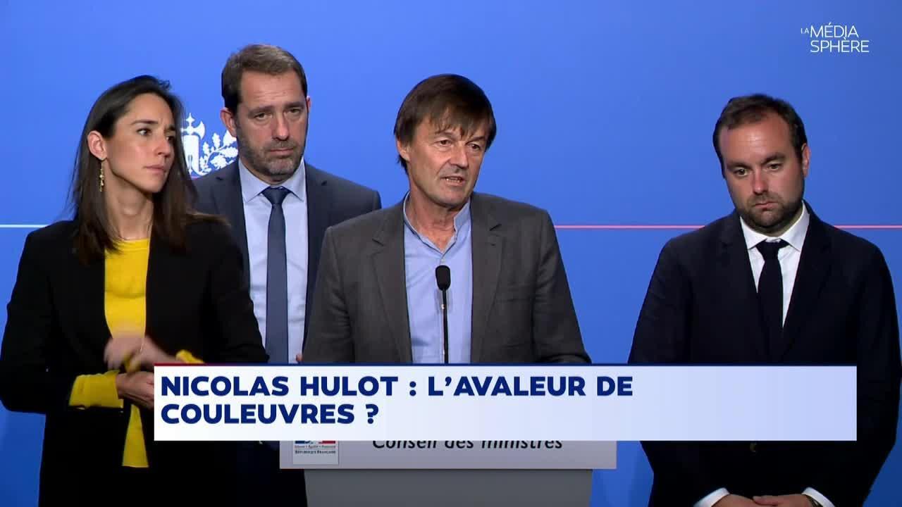Avis de recherche : le guignol Hulot a disparu