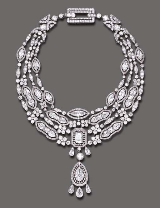 51f1d8d3d Back on the Doris Duke Collection of Important Jewelry sold at Christie's,