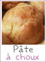 pâte à choux - index