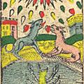 Vincent beckers présente la lune du tarot