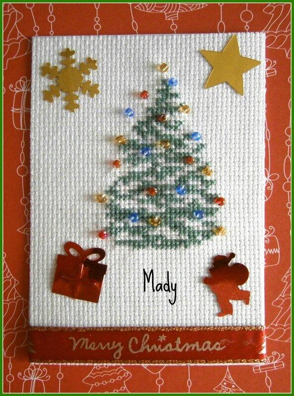 410 Merry Chrismas cd44