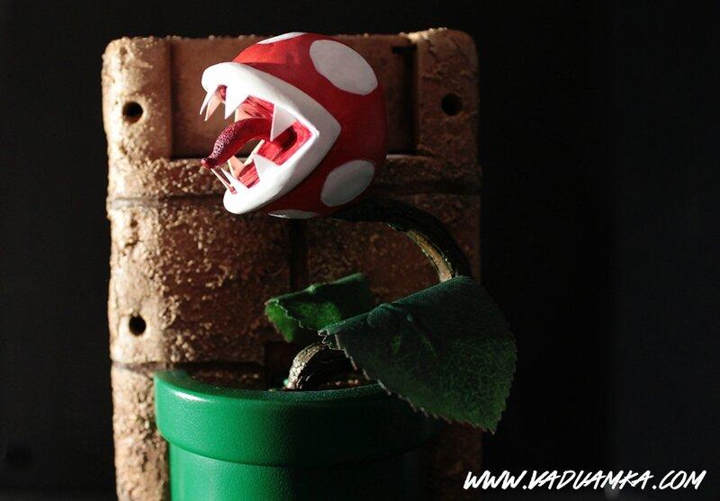 04 Mario plant