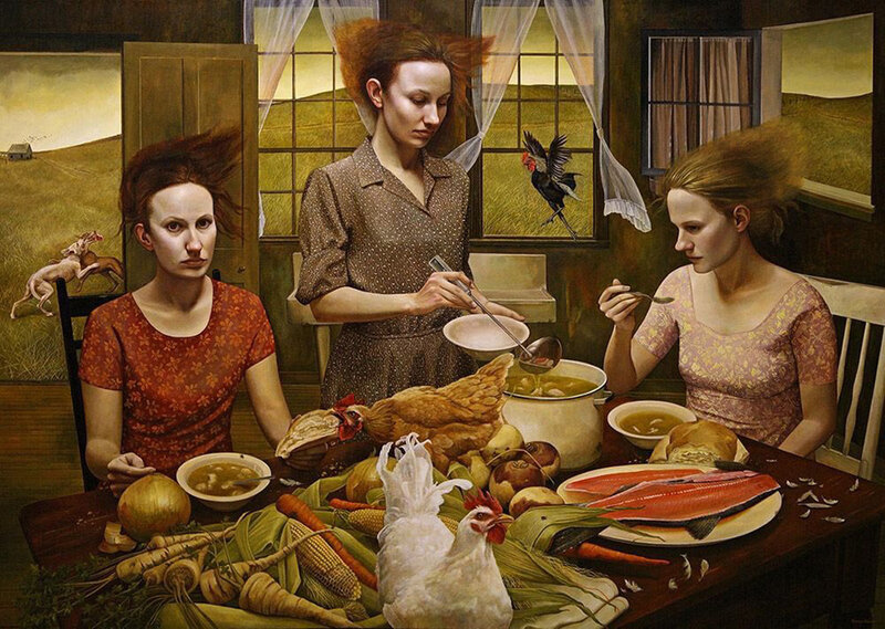 2015, The feast