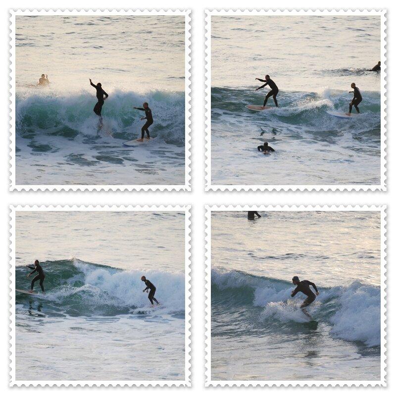 danse avec les vagues 1