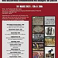 Nocturnes histoire - caen - 31 mars