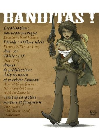banditas guerriere cadojeux bostal (4)