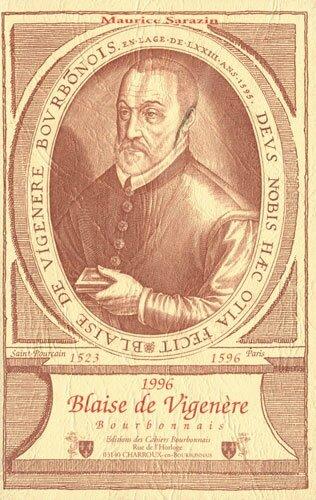 Blaise de Vigenère (2)