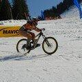 Razor Snowbike