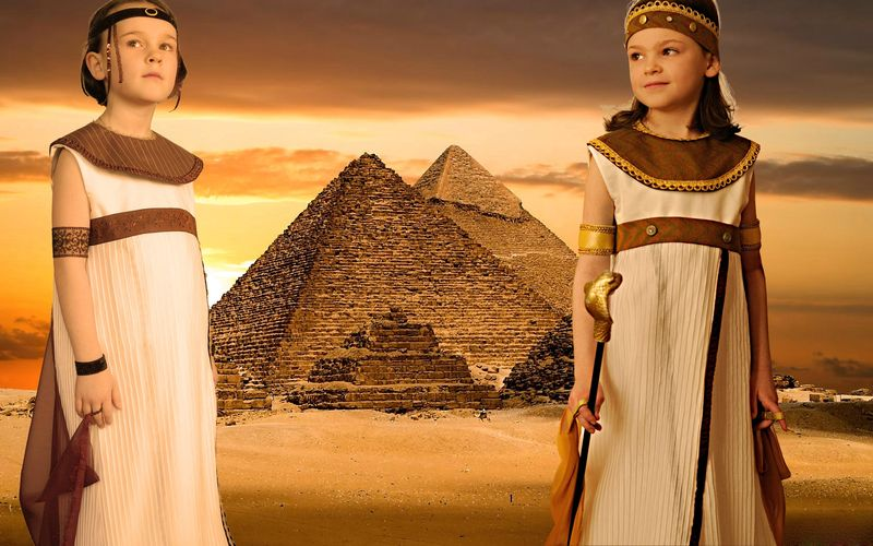 Egyptienne 3-001