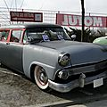 Ford country 2door wagon-1955