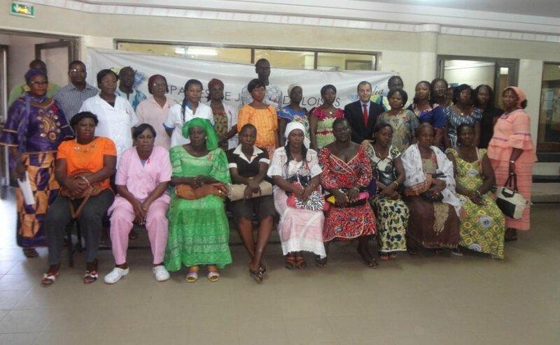 Les femmes participantes de la campagne de dépistage du cancer chez la femme