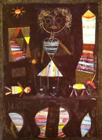 Puppet_Theater Paul Klee