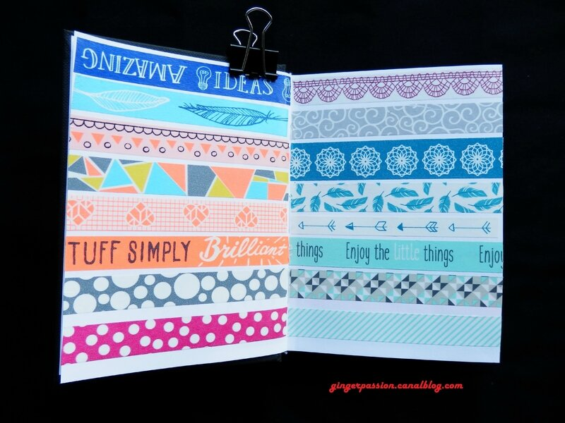 Collection washi tape page 2