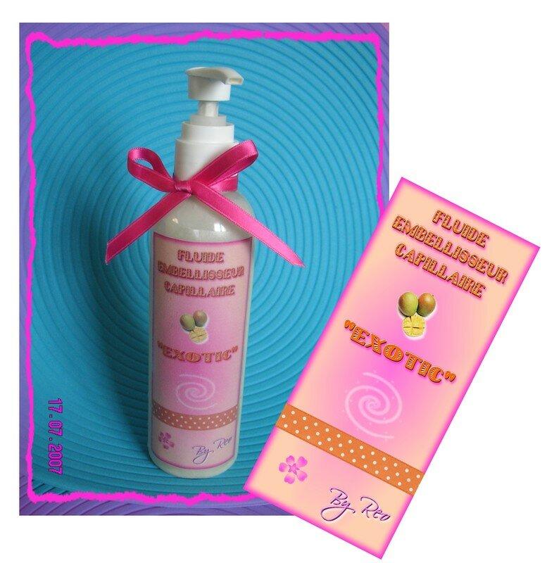 Fluide Embellisseur capillaire