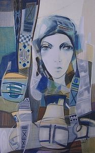 Femme_et_poteries