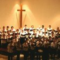 Chorale à st andrew 's church