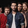 Maroon 5 : les meilleurs titres du groupe sont disponibles sur playup