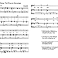 Girl from the north country (partition - sheet-music)