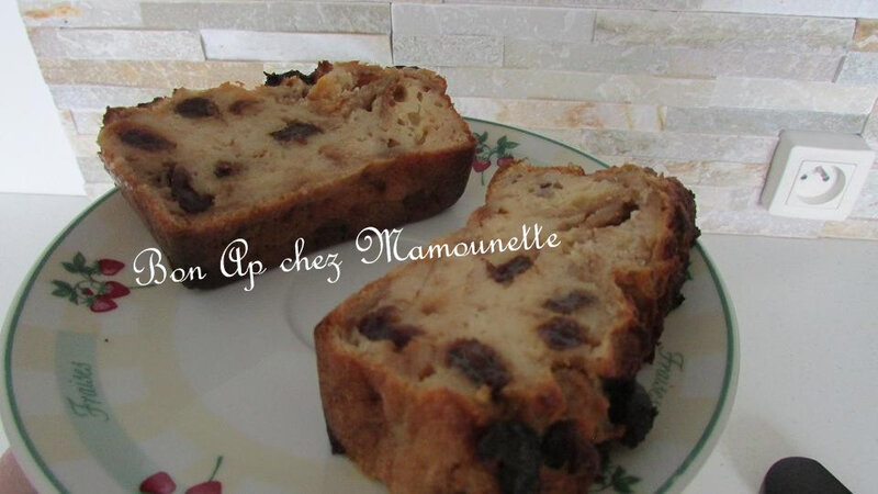 Pudding pain campagne cracotte cranberries raisins secs 010-
