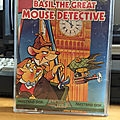 Basil the great mouse detective sur amstrad cpc