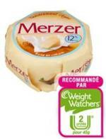 fromage merzer WW