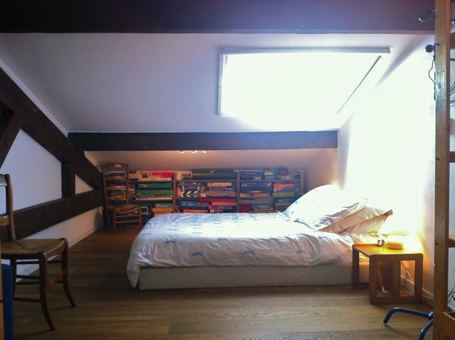 Awesome Idee Rangement Chambre Mansardee Gallery - House Design ...