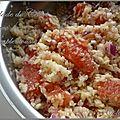 Salade de céleri rave aux oranges ou pamplemousses